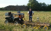quad with gpr array and lieven verdonck on falerii site crop 2206x1328