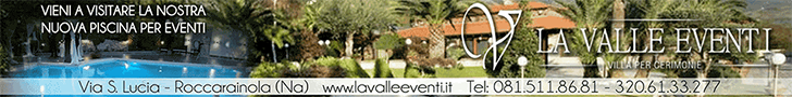 la valle eventi new
