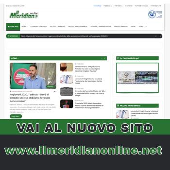 www.ilmeridianonline.net